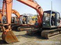 used hitachi excavator EX120