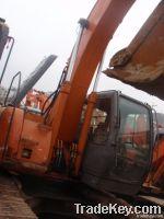 used hitachi excavator EX225