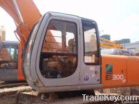 used hitachi excavator EX300