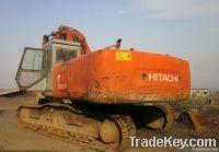 used hitachi excavator EX450