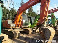 used hitachi excavator ZX120