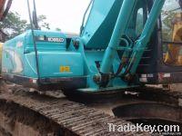 used kobelco excavator SK210