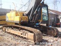 used volvo excavator EC290BLC