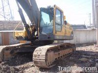 used volvo excavator EC360BLC
