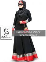 MyBatua Women's Islamic Clothing, Wholesale, Beautiful Aroob Abaya AY335