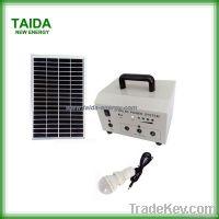 portable solar home system 20watt