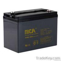 deep cycle gel  battery 6V-200