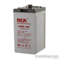 GEL battery 2V-400AH
