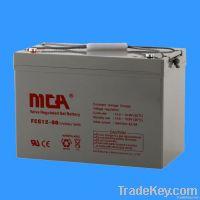 GEL batteries 12V-90AH