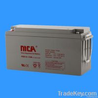 GEL batteries 12V-33AH