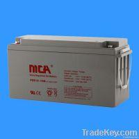 GEL batteries 12V-33AH