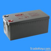 GEL batteries 12V-200AH