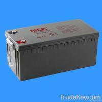 GEL batteries 12V-200AH