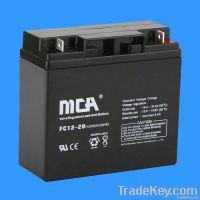 UPS battery 12V-20AH