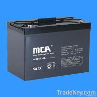 Solar battery + Deep cycle battery + Gel battery