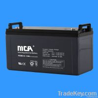 Solar battery 12v-120ah + Deep cycle battery + Gel battery