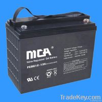 Solar battery 12v-135ah + Deep cycle battery + Gel battery