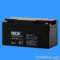 UPS battery + AGM battery 12V-65AH