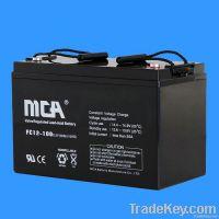 UPS Agm  battery 12V-100AH