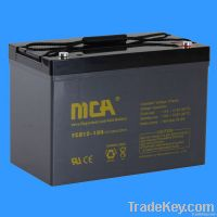 VRLA battery 12V-100