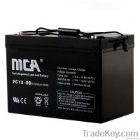 General AGM Batteries 12V-90AH