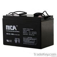 General AGM Batteries 12V-120AH