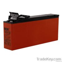 Front Terminal AGM batteries12V, 125AH