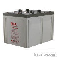 Stationary 2V AGM batteries(2V-2000AH)