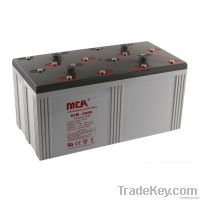 Stationary 2V AGM batteries(2V-3000AH)
