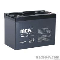 Deep cycle Gel Batteries12V-100AH