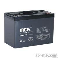Deep cycle Gel Batteries12V-100AH