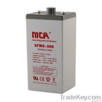 Stationary 2v Gel batteries 2V, 300AH