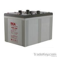 Stationary 2v Gel batteries 2V-2000AH