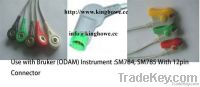 Patient Monitor ECG Cable And Leadwires for NIHON KOHDEN, CB-71308P