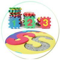 "Alphabet Puzzle Foam Floor Mat 30X30cm /12""X12""/2'X2' with animals , fruit or other photos"
