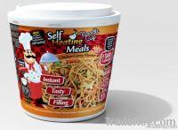Self Heating Noodles