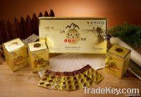 High Quality Korean Red Ginseng Capsules (Hong Sam Jin Gold)