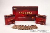 High Quality Liverglucan RG (ginseng extract)