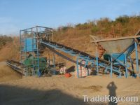 Dry Air-cooling Magnetic Separator for river sand and mining