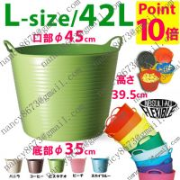 flexible pe bucket, plastic bucket wholesale, garden bucket