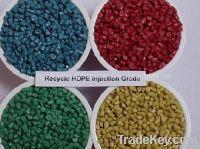 High Density Polyethylene/HDPE Resin Granules