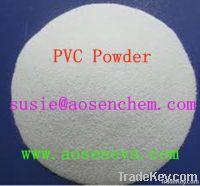 PVC(polyvinyl chloride) Powder, PVC Resin, PVC raw materials