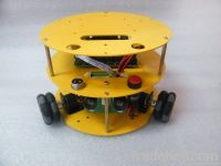 3WD 48mm Omni Wheel Mobile Arduino Robot Kit