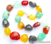 TUMBLED NUGGET BEADS