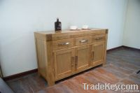 solid oak sideboard, dresser