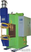 Three-phase subprime rectifier spot welding machine