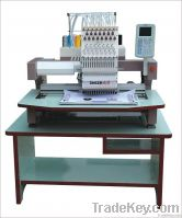 SINGLE HEAD PORTABLE CAP AND TUBULAR COMPUTERIZED EMBROIDERY MACHINE