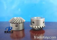 mini spiral bevel gear