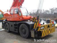 Tadano Cranes GR250N-1