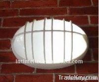 cheap plastic outdoor wall bulkhead bunker light lamp